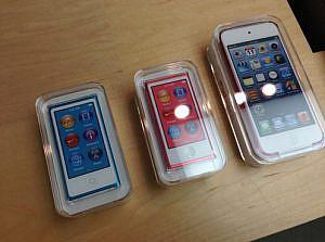 新しいiPod touch &iPod nano、いよいよ発売 他【PLATZ News】2012/10/09