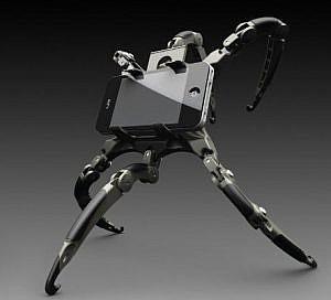 近未来的なiPhoneスタンド 他【PLATZ News】2012/10/01