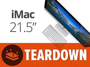 新型iMacが早くもバラされる!あの薄さにこれだけのパーツが
