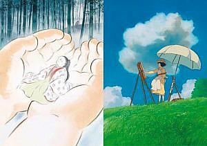 宮崎駿「風立ちぬ」&高畑勲「かぐや姫の物語」は同日公開 他【PLATZ News】2012/12/14