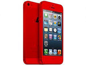 そしてまた、iPhone 5の赤いケースを探す旅に。条件はAppleマーク!2000円以下!