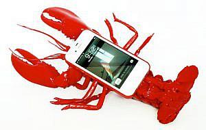 究極の赤いiPhone 5ケースを発見!友達と差をつけよう!
