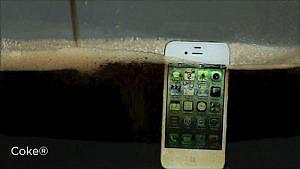 スマートフォンやタブレットを完全防水にできる技術 他【PLATZ News】2013/01/11
