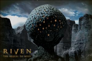 「Riven(日本語版)』のiPhone版がリリース!シリーズ未体験の方、まずは「Myst」から。