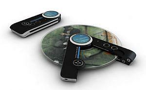 CDプレーヤーになるMP3プレーヤー。「サウンドバーガー」とかいうレコードプレーヤーがあったよね。