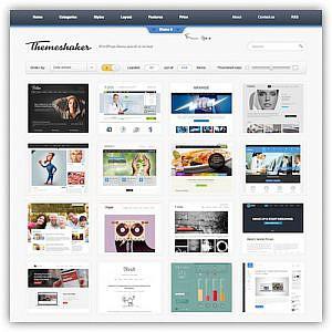 Movable TypeからWordPressへの移行の道【第3回】WordPressのテーマを検索できる「Themeshaker」が楽しい
