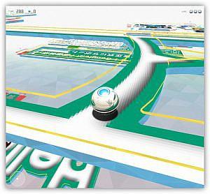 GoogleがWEBサイトを立体迷路に?好きなサイトを3Dにして、遊んでみよう!