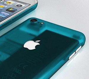スケルトンでカラフルな廉価版iPhoneのコンセプト画像!iMac G3の再来か?