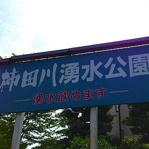 東洋一の湧水量を誇る柿田川!その源泉の柿田川公園の「わき間」を散策