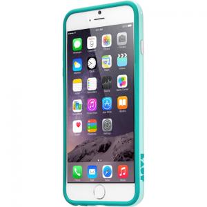 iPhone6 Plus を新しいケースに!今度はミントグリーンのバンパー!