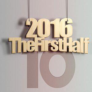 今日の1曲♪特別編「2016年前半によく聴いたお気に入りの10曲」【邦楽限定】