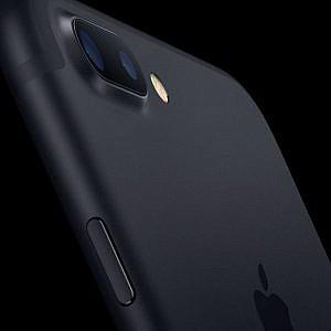 【開封の儀】iPhone7 Plus 光沢なしブラック 256GB【予約から約3週間】